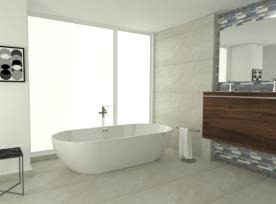 Classic bathroom by Decorceramica