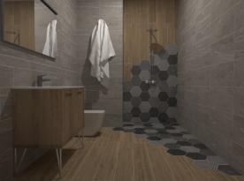 Modern bathroom by Ceramiche Sdn Bhd Feruni