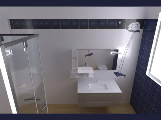 Classic bathroom by Giuseppe Politi