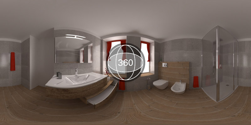 bathroom by matteo comis