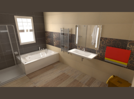 Classic bathroom by Zarrugh Company