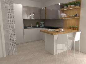 Modern kitchen by LAKD Lattanzi Kitchen Design