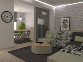 Modern living room by Saracibar Sofas Deco