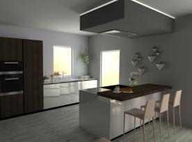Classic kitchen by LAKD Lattanzi Kitchen Design