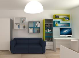 Modern living room by Georgiy Fateev