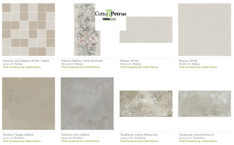 Fantasia Ceramica Roma.New Brands And Products Updates Tilelook Blog